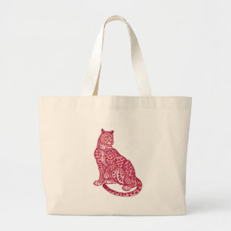 The Pink Panthers Jumbo Tote Bag