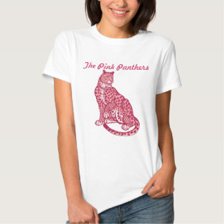 The Pink Panthers Tshirts