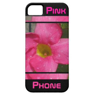 The Pink Phone iPhone 5 Case