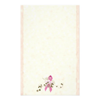 The Pink Ribbon Customised Stationery