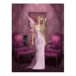 The Pink Room Postcard