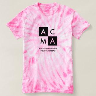 The Pink Tie-Dye ACMA Shirt