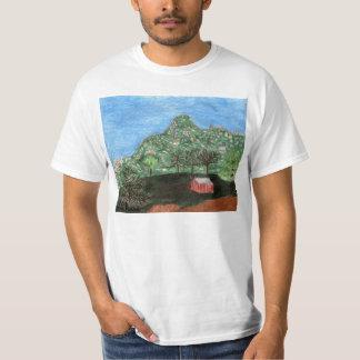 The Pinnacles Shirt by Julia Hanna