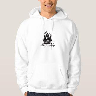 The Pirate Bay Black Logo Hoodie