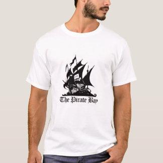 The Pirate Bay Black Logo Tee
