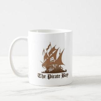 The Pirate bay coffee Mug