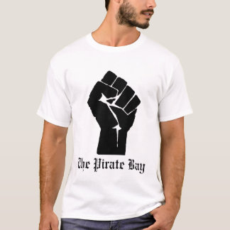 The Pirate Bay: Defiant T-Shirt