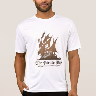 The Pirate Bay - Legal Download are killing piracy T-Shirt