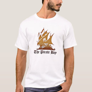 The Pirate Bay T-Shirt (white)