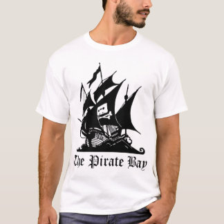 The Pirate Bay  T-Shirt White