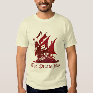 The Pirate Bay T-shirts