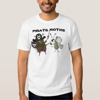 the Pirate Moths T Shirts