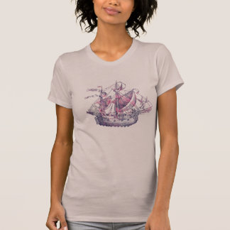 The Pirate Ship Tee