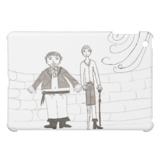 The Pirate's Storm iPad Mini Cases