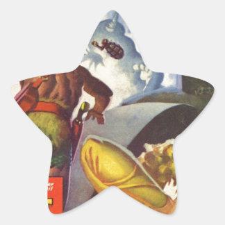 The Pit Star Sticker