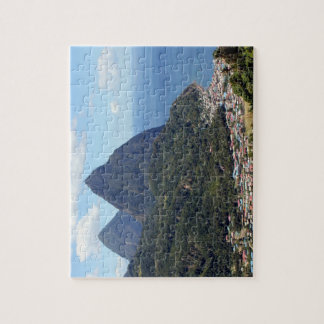 The Pitons and Soufriere Jigsaw Puzzle