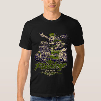 The Pixeleye - Green Monster Shirt
