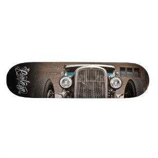 The Pixeleye - Hot Rod III of III 21.6 Cm Skateboard Deck