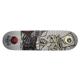 The Pixeleye - monster I Skateboards