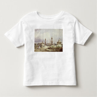 The Place de la Concorde, c.1837 Tee Shirts