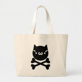 The plain gauze it comes and - is the cat do ku ro jumbo tote bag