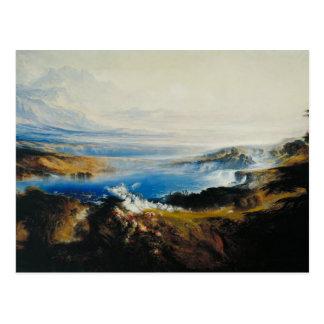 The Plains of Heaven Postcard