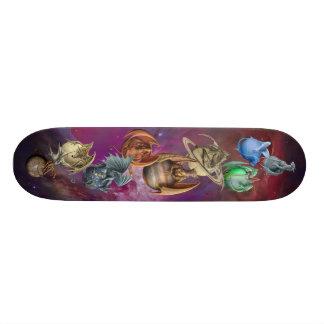The Planet Dragons Skate Decks