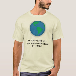 The Planet Earth T-Shirt