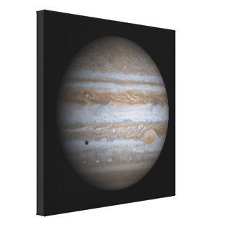 The Planet Jupiter Canvas Print