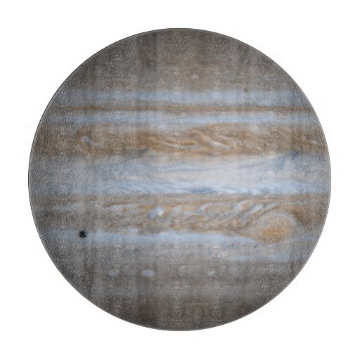 The Planet Jupiter Cutting Boards