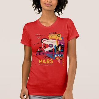 The Planet Mars - Historic Sites T-Shirt