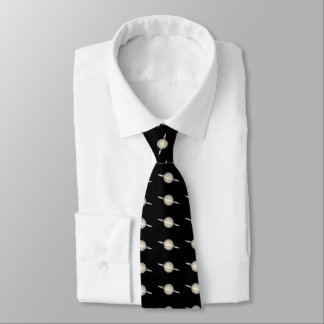 The Planet Saturn Tie