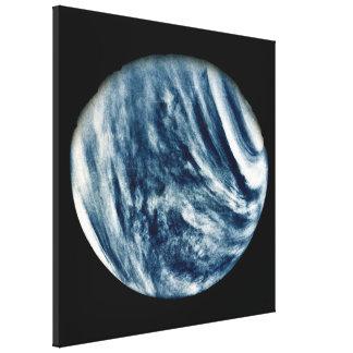 The Planet Venus Canvas Print