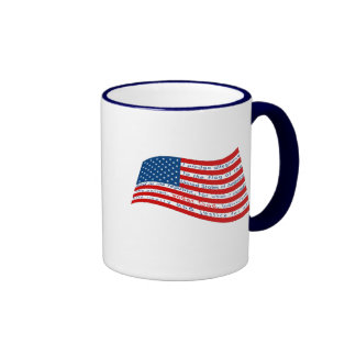 The Pledge of Allegiance Mug