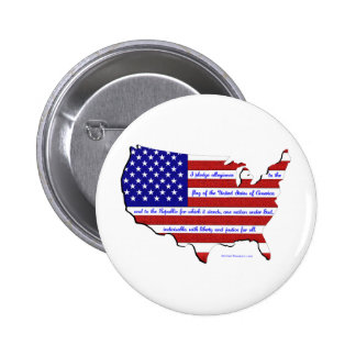 The Pledge of Allegiance Pin