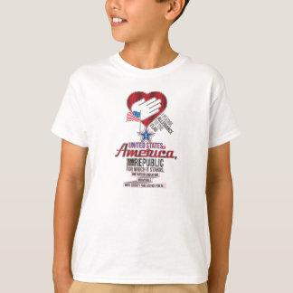 The Pledge of Allegiance Tee Shirt