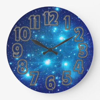 The Pleiades Large Clock