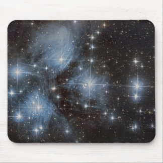 The Pleiades Mouse Pad