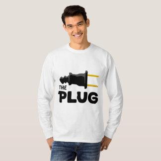 The Plug Long Tee