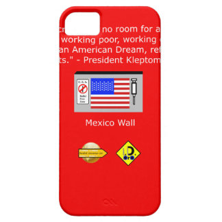 The Plutocracy in America iPhone 5 Cases