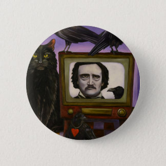 The Poe Show 6 Cm Round Badge