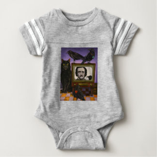 The Poe Show Baby Bodysuit