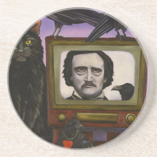 The Poe Show Coaster