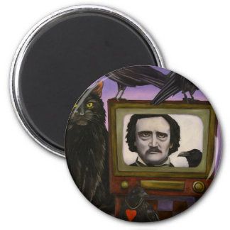The Poe Show Magnet