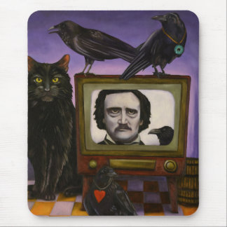 The Poe Show Mouse Pad