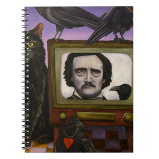 The Poe Show Note Books