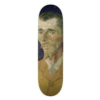 The Poet Eugene Boch by Vincent Van Gogh 21.3 Cm Mini Skateboard Deck