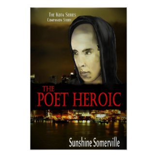 The Poet Heroic Poster