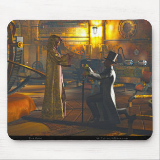 The Poet Mouse Pad