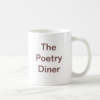 The Poetry Diner Mug